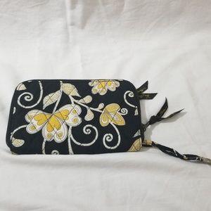Vera Bradley Yellow Bird  Wallet